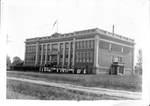Newberg High School by George Fox University Archives