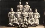 Newberg Baseball Team by George Fox University Archives