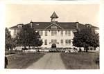 Newberg Grade School by George Fox University Archives