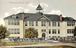 Central School Postcard by George Fox University Archives
