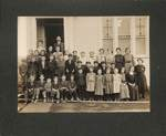 Springbrook Grade School by George Fox University Archives