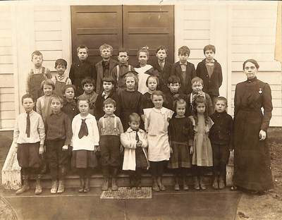Maude Haworth and her Springbrook School
