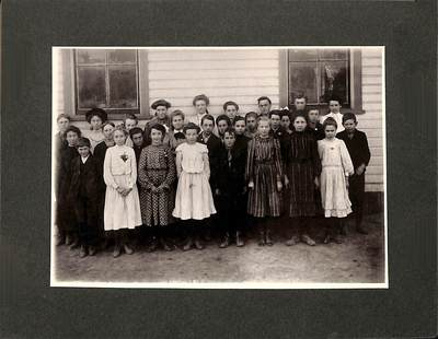 Springbrook Grade School 1904