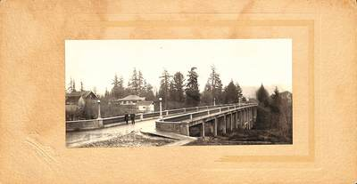 Newberg Concrete Viaduct