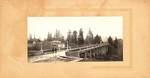 Newberg Concrete Viaduct by George Fox University Archives