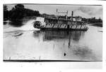 River Boat by George Fox University Archives