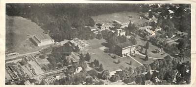 Aerial View on Newberg