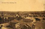 Sectional View of Newberg, Oregon by George Fox University Archives