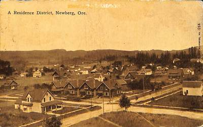 Residence District Newberg, Oregon