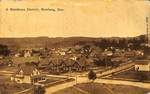 Residence District Newberg, Oregon by George Fox University Archives