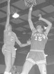 Basketball Game by George Fox University Archives