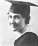 Elizabeth (Aebischer) Edwards by George Fox University Archives