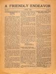 Friendly Endeavor, June 1919 by George Fox University Archives