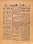 Friendly Endeavor, August 1925