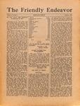 Friendly Endeavor, January 1926
