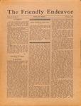 Friendly Endeavor, February 1926