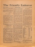 Friendly Endeavor, March 1926