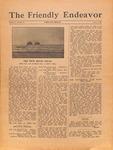 Friendly Endeavor, June 1926