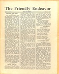 Friendly Endeavor, February 1927 by George Fox University Archives