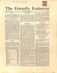 Friendly Endeavor, April 1927