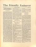 Friendly Endeavor, August 1927