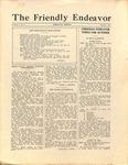 Friendly Endeavor, October 1927