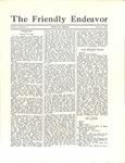 Friendly Endeavor, February 1930