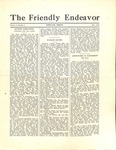 Friendly Endeavor, May 1930 by George Fox University Archives