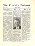 Friendly Endeavor, July 1930