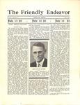 Friendly Endeavor, July 1930