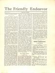 Friendly Endeavor, August 1930