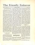 Friendly Endeavor, November 1930