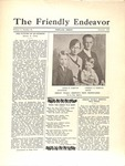 Friendly Endeavor, December 1930 by George Fox University Archives