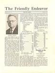 Friendly Endeavor, February 1931