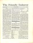 Friendly Endeavor, June 1931