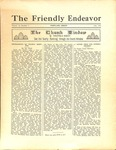 Friendly Endeavor, July 1931