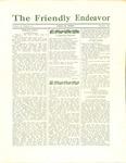 Friendly Endeavor, December 1931