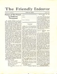 Friendly Endeavor, January 1932 by George Fox University Archives