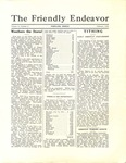 Friendly Endeavor, February 1932 by George Fox University Archives