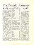 Friendly Endeavor, February 1932