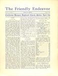 Friendly Endeavor, March 1932