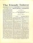 Friendly Endeavor, July 1932