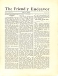 Friendly Endeavor, August 1932