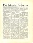Friendly Endeavor, August 1932