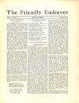 Friendly Endeavor, November 1932