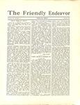 Friendly Endeavor, January 1933