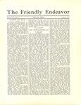 Friendly Endeavor, February 1933