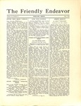 Friendly Endeavor, June 1933 by George Fox University Archives