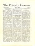 Friendly Endeavor, November 1933 by George Fox University Archives
