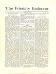 Friendly Endeavor, November 1933